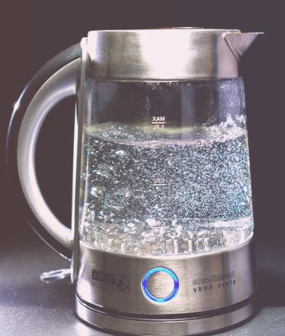 Wasserkocher Edelstahl