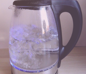 Wasserkocher Retro