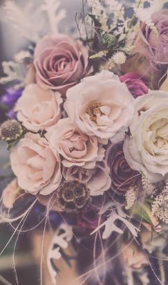 Blumenstrauss im Onlineversand