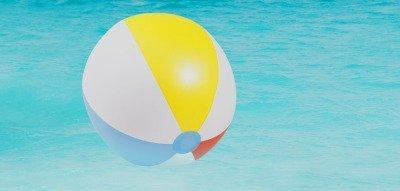 Wasserball für Sport und Freizeit im Test