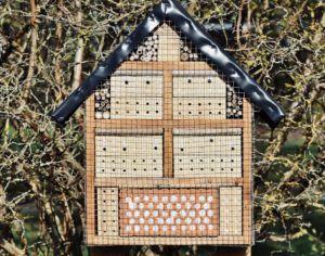 Insektenhotel Test