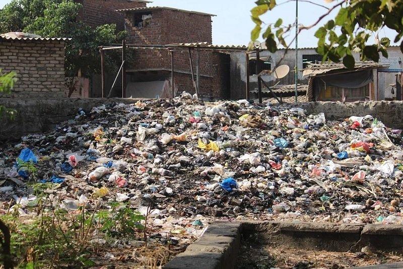 Ein Haufen Müll