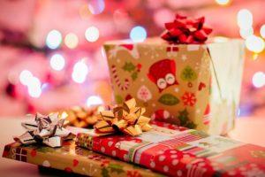 Huafen an Geschenken