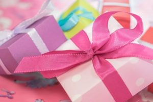 Geschenkepäckchen