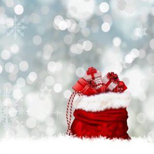 Sack voll Geschenke