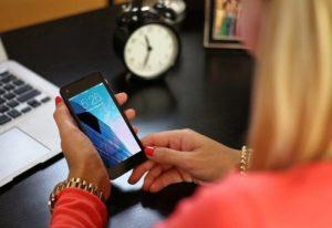 Steuerung eines Smart Homes per Handy