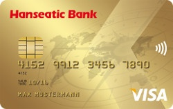 Hanseatic Kreditkarte
