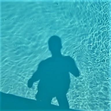 Aufblaßbarer Pool-Test