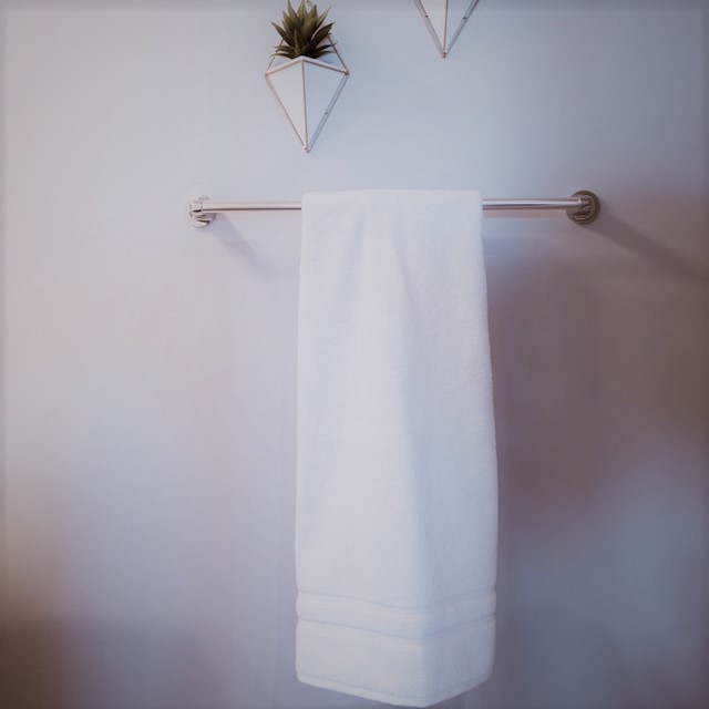 Handtuchhalter - Test